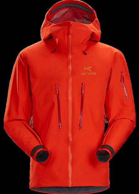 Arc'teryx Men's Alpha SV Jacket, Dynasty, Size L