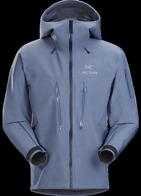 Arc'teryx Men's Alpha SV Jacket, Stratosphere, Size XL