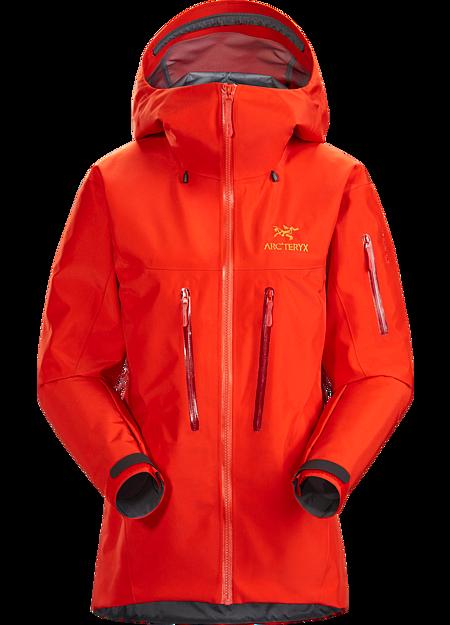 Arc'teryx Women's Alpha SV Jacket, Dynasty, Size M