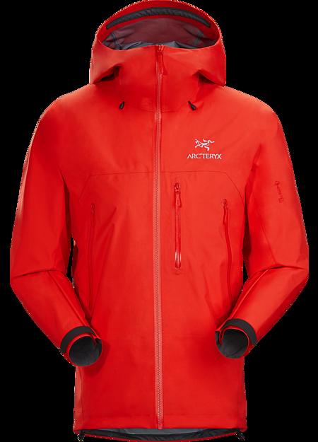 Arc'teryx Men's Beta SV Jacket, Dynasty, Size XXL