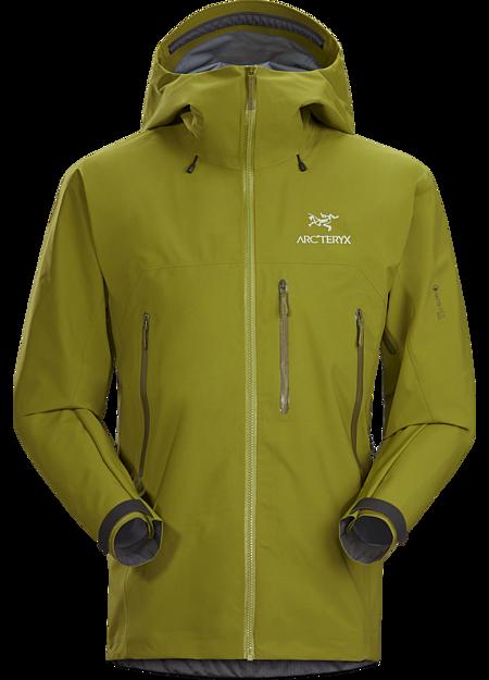 Arc'teryx Men's Beta SV Jacket, Elytron, Size XS