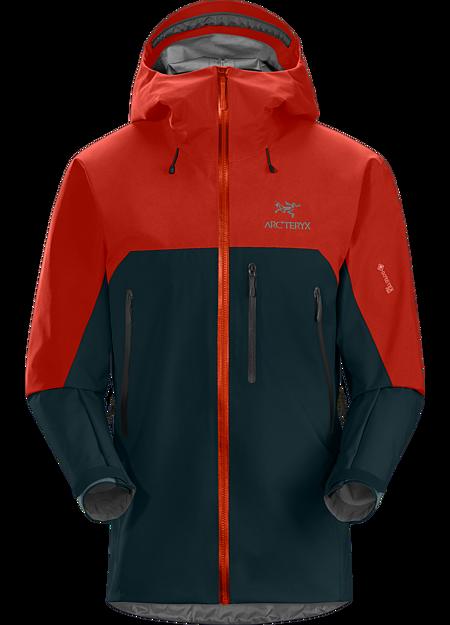 Arc'teryx Men's Beta SV Jacket ReBird, Enigma/dynasty, Size M