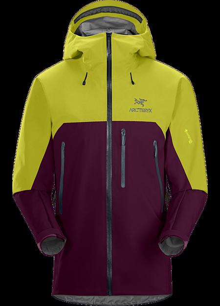 Arc'teryx Men's Beta SV Jacket ReBird, Rhapsody/glade, Size S
