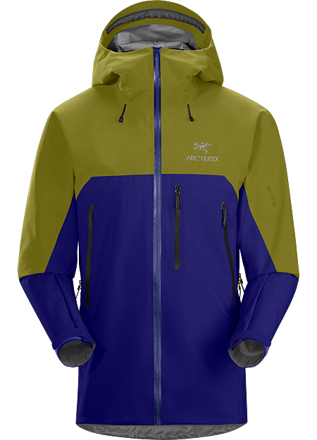 Arc'teryx Men's Beta SV Jacket ReBird, Soulsonic/elytron, Size M