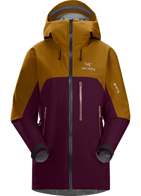 Arc'teryx Women's Beta SV Jacket ReBird, Rhapsody/sundance, Size M