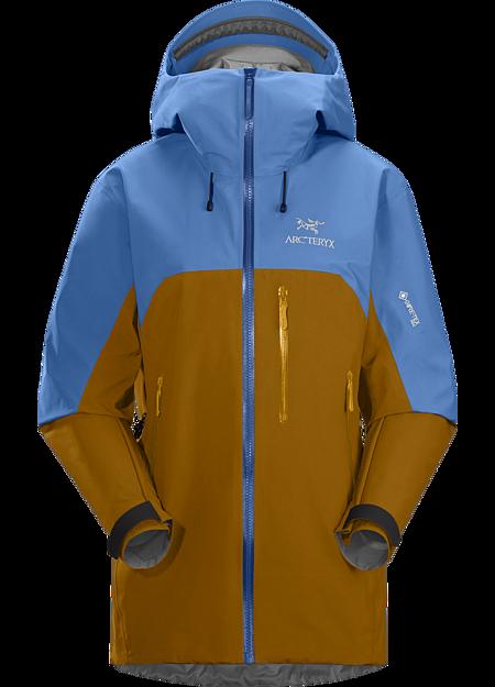 Arc'teryx Women's Beta SV Jacket ReBird, Sundance/helix, Size XS