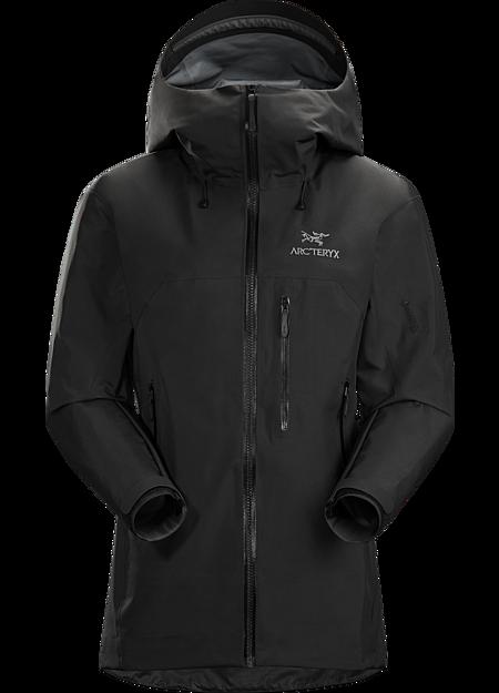 Arc'teryx Women's Beta SV Jacket, Black, Size L