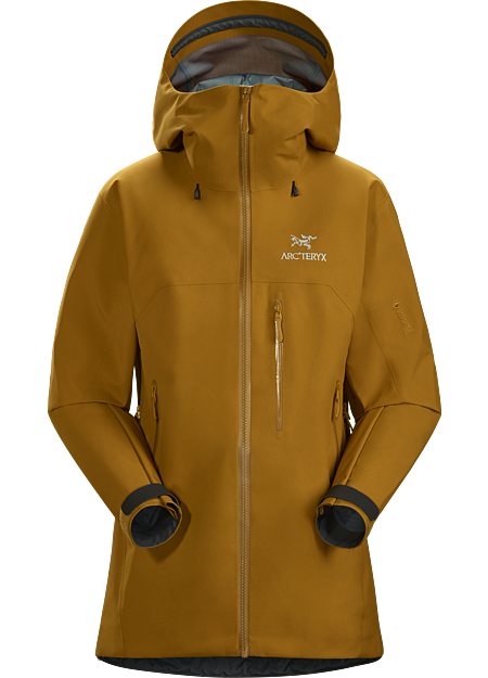 Arc'teryx Women's Beta SV Jacket, Sundance, Size XL