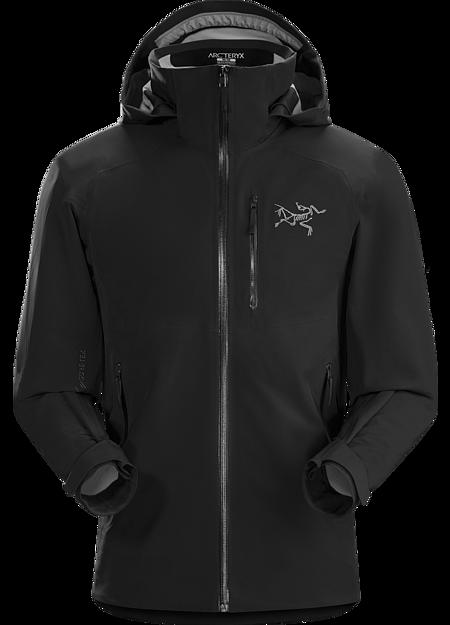 Arc'teryx Men's Cassiar Jacket, Black, Size S