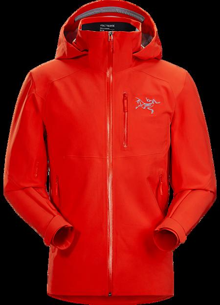 Arc'teryx Men's Cassiar Jacket, Dynasty, Size M