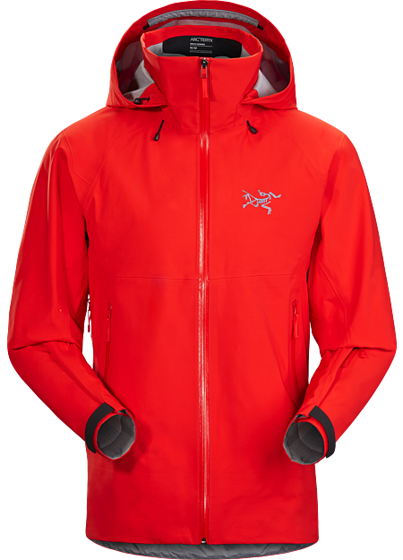 Arc'teryx Men's Cassiar LT Jacket, Dynasty, Size L