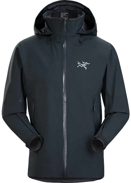 Arc'teryx Men's Cassiar LT Jacket, Enigma, Size M