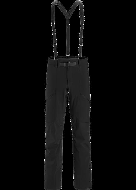 Pantal/ón Softshell Hombre Black Crevice Softshellhose