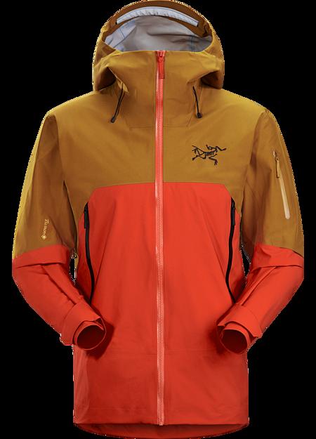 Arc'teryx Men's Rush Jacket, Phoenix, Size XXL