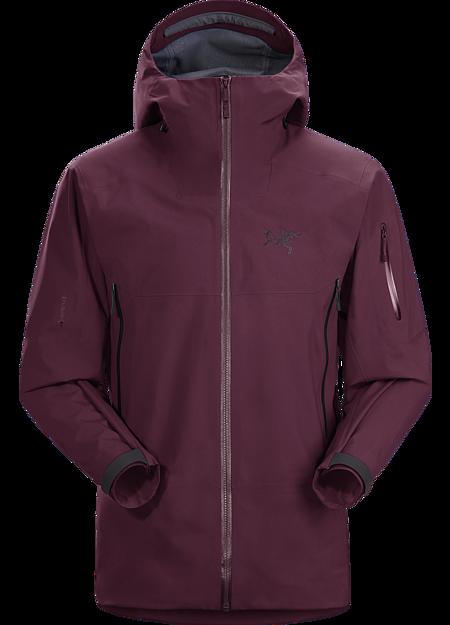 Arc'teryx Men's Sabre AR Jacket, Rhapsody, Size XXL