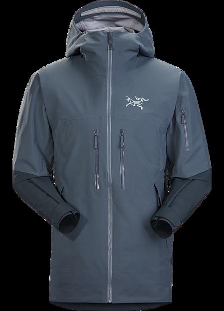 Arc'teryx Men's Sabre LT Jacket, Battlestorm, Size XL