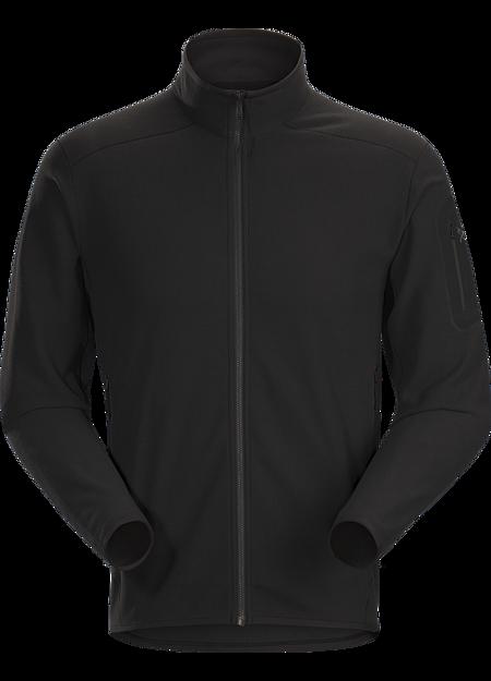 Arc'teryx Men's Delta LT Jacket, Black, Size S