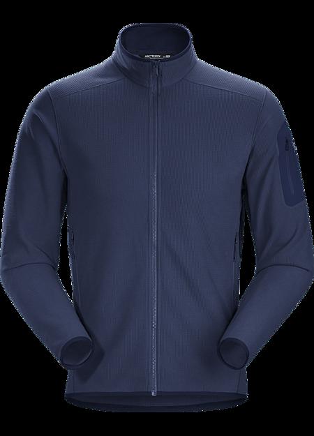Arc'teryx Men's Delta LT Jacket, Exosphere, Size XXL