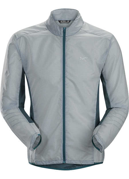 Arc'teryx Men's Incendo SL Jacket, Light Labyrinth, Size L