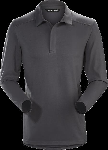 Arc'teryx Captive Polo Shirt LS