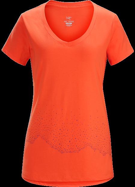 Arc'teryx Effervescent V-Neck T-Shirt