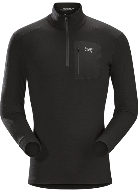Arc'teryx Satoro AR Zip Neck Shirt LS