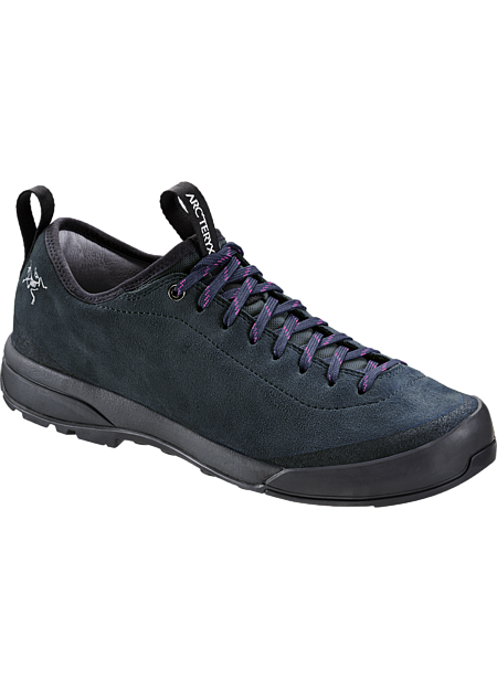 Acrux SL Leather Approach Shoe Women's Blue Nights/Orion