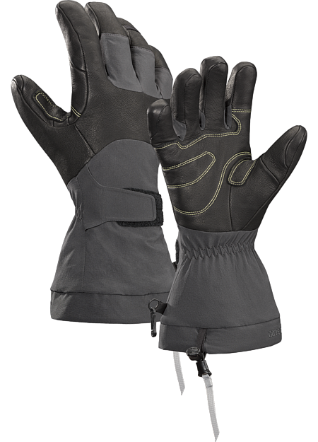 Alpha AR Glove  Graphite