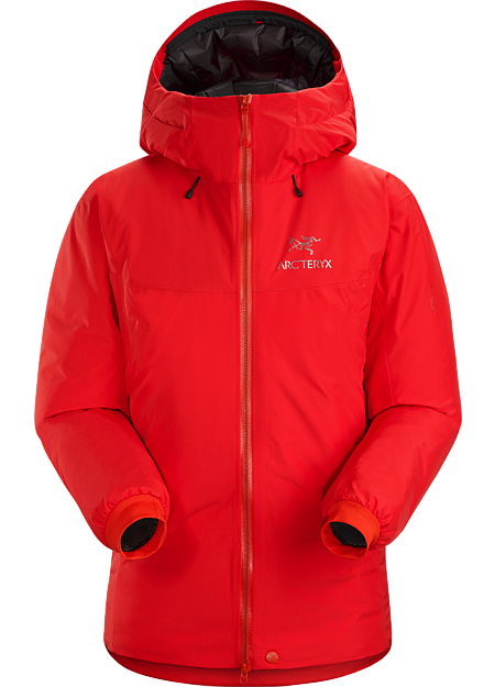Alpha IS Jacket Women's Magma
