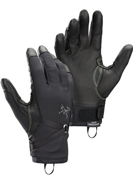 Highly dexterous, highly articulated climbing glove for technically demanding alpine and ice routes. Alpha Series: Climbing and alpine focused systems | SL: Super light.