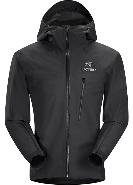 Alpha SL Veste Men's Black