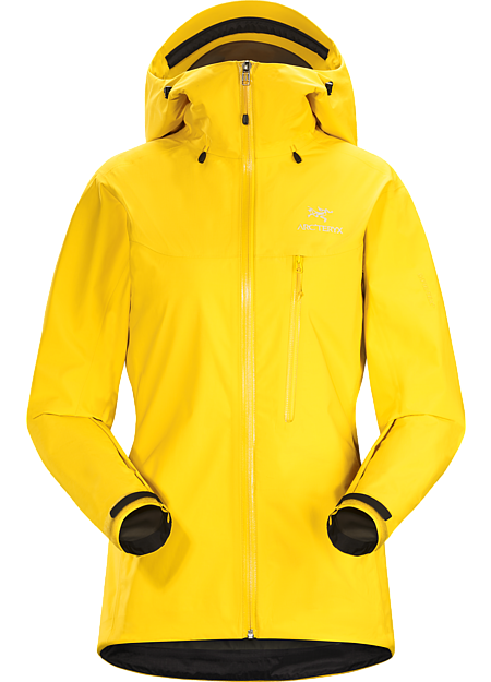 Alpha SL Veste Women's Golden Poppy