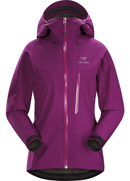 Alpha SL Jacket Women's Lt Chandra