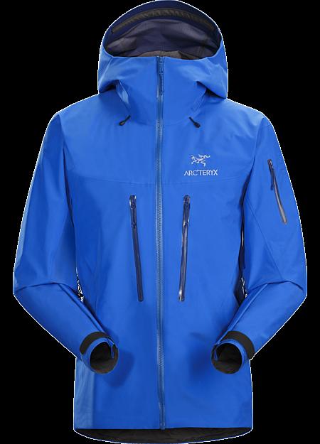 Alpha SV Jacket Men's Rigel