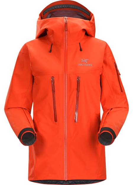 Alpha SV Jacket Women's Cardinal