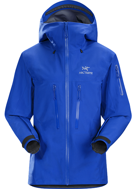Hardwearing GORE-TEX® Pro hardshell for extended use in severe alpine conditions. Alpha Series: Climbing and alpine focused systems | SV: Severe Weather.