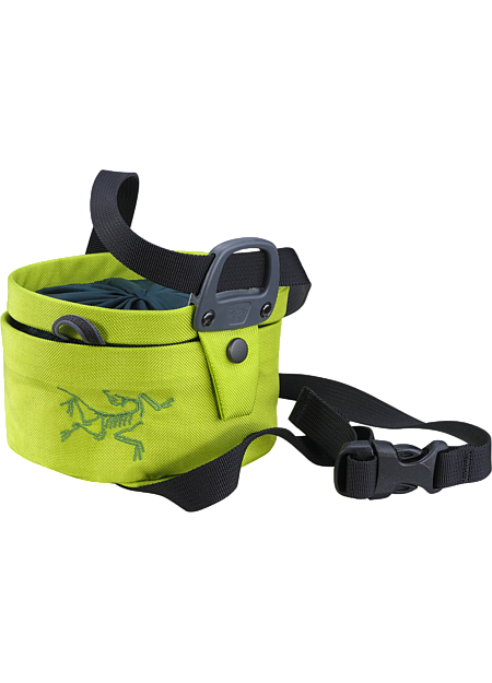 Aperture Chalk Bag - Large  Mantis Green