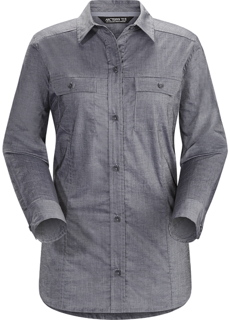 Ballard Shirt LS Women's Denim