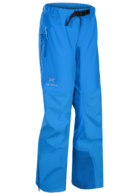 Versatile women's GORE-TEX® Pro pant offering hardwearing waterproof breathable protection with minimal weight and bulk. Beta Series: All-round mountain apparel | AR: All-Round.