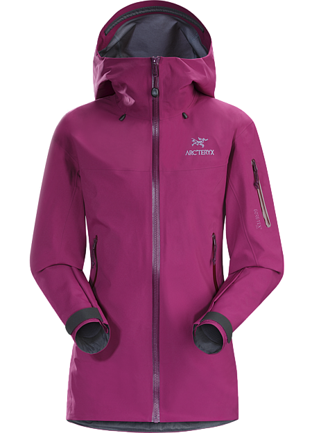 Durable, highly versatile GORE-TEX® Pro jacket for severe alpine conditions. Beta Series: All-round mountain apparel | SV: Severe Weather.