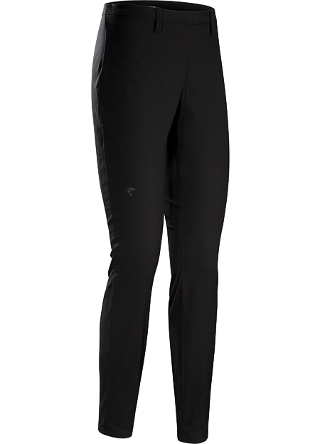 Edin Pant Women's Black