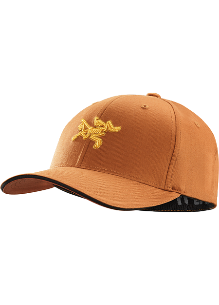 Embroidered Bird Casquette  Rhassoul