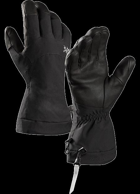 Fission Glove  Black