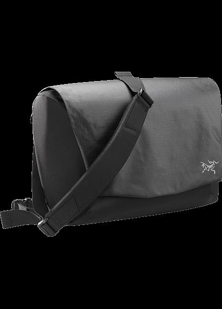 Fyx 13 Messenger Bag  Black