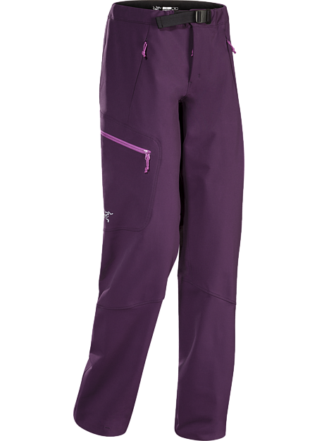 Gamma AR Pant Women's Chandra Purple