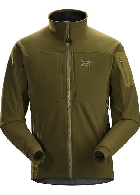 Gamma MX Veste Men's Dark Moss
