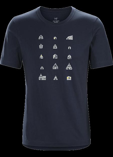 Hut T-Shirt Men's Nighthawk