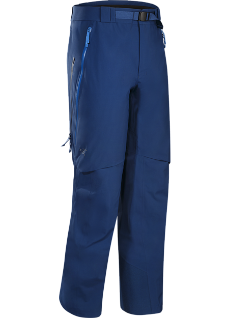Versatile, trim fitting on-area GORE-TEX® ski and snowboard pant.