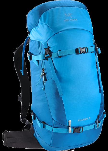 Khamski 31 Backpack  Ionian Blue