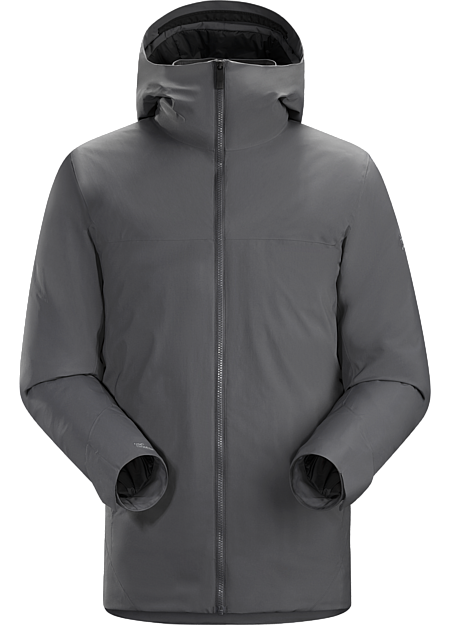 Coreloft™ insulated GORE® THERMIUM™ jacket for urban living.